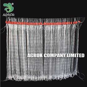 Gill Net,AGROK,Fishing Net,Monofilament Fishing Net,Nylon Fishing Net